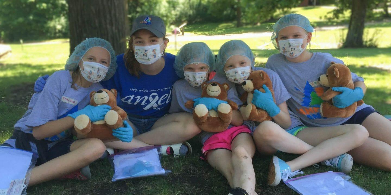 Medical Play at Camp Angel